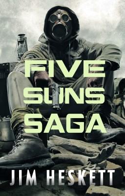 Five Suns Saga Omnibus Edition